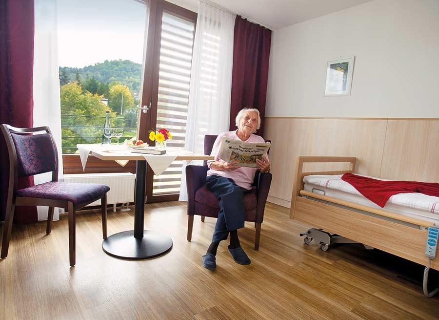 Haus Georgenberg Rah Reutlinger Altenhilfe Pflegeheime In